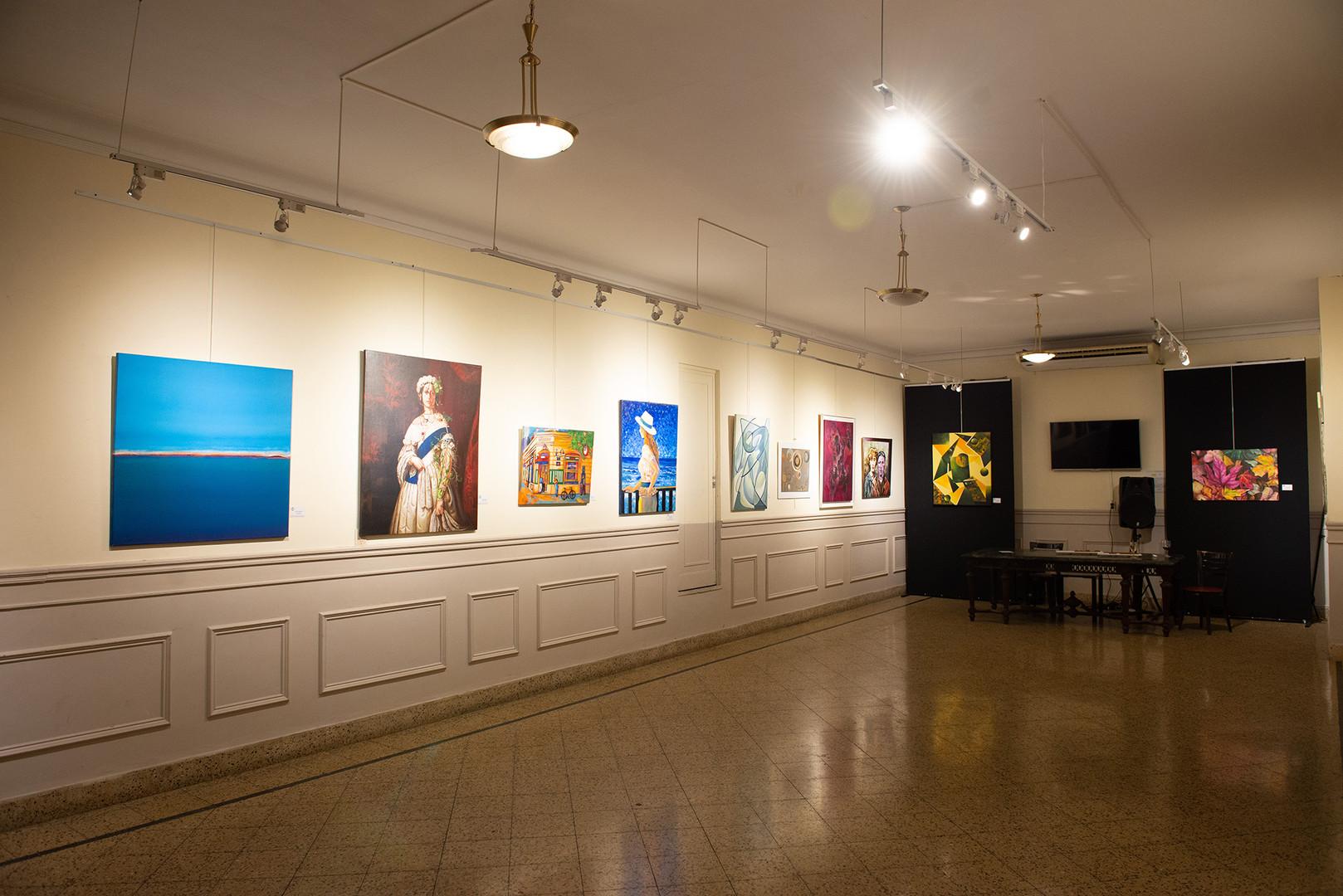 Nazli Kalayci Art Dealer - Sala Siranush