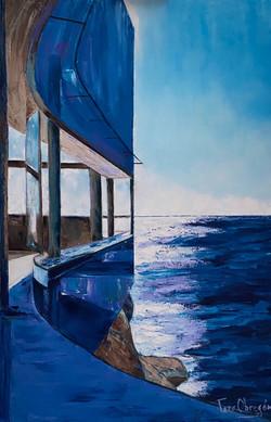"""""""Mirando al mar"""""""