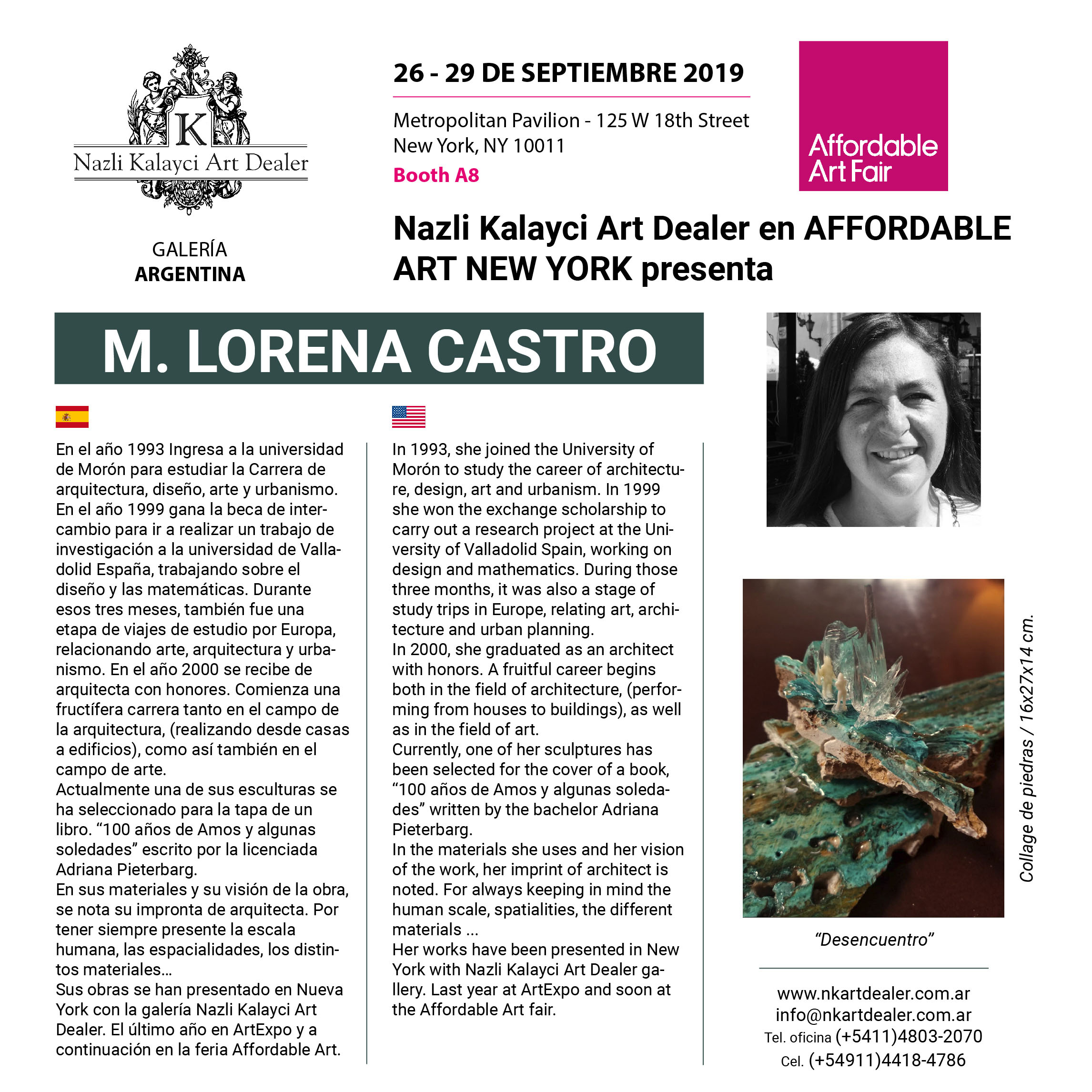 María Lorena Castro - Affordable Art
