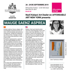 Mauge Saenz Asprea - Affordable Art