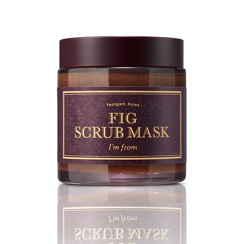 I'm From Скраб-маска с инжиром Fig Scrub Mask