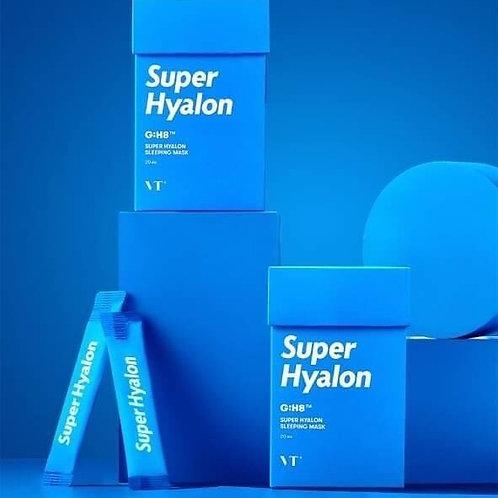 VT HYALON Маска ночная для лица (набор 20шт) VT SUPER HYALON SLEEPING MASK (2