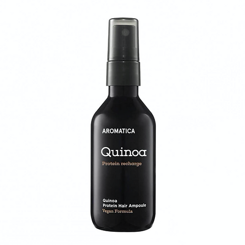 AROMATICA Cыворотка c протеином Quinoa Protein Hair Ampoule(100 МЛ)