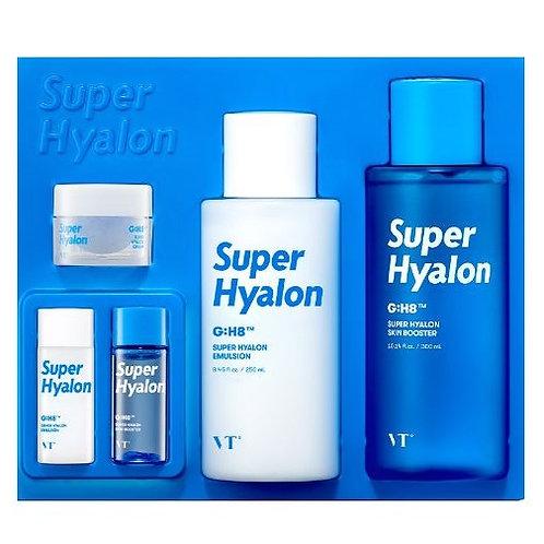 VT COSMETICS Набор увлажняющих средств Super Hyalon