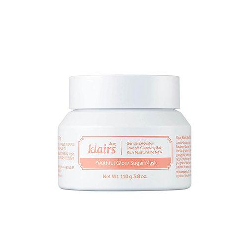 Klairs Маска-скраб с каолином KLAIRS Youthful Glow Sugar Mask 110 g