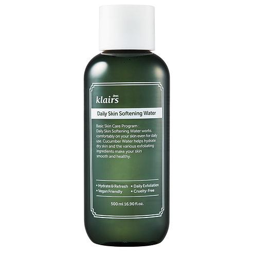 Klairs Oгуречный тоник-софтнер Daily Skin Softening Skin 500мл