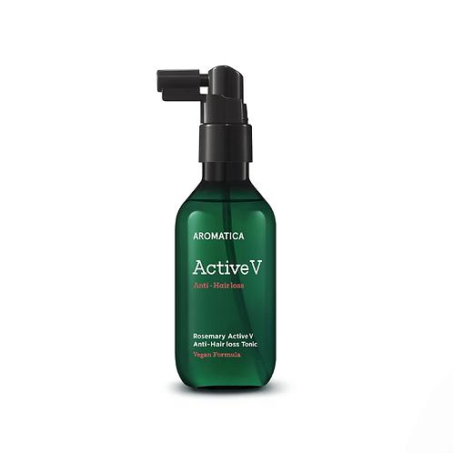 AROMATICA Тоник против выпадения Rosemary Active V Anti-Hair Loss Tonic (100ML)