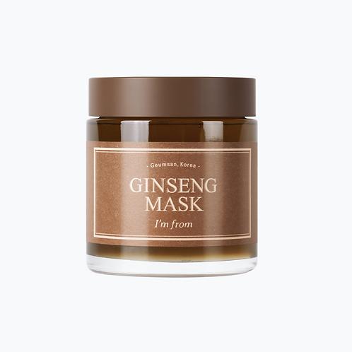 I'm From маска для лица с женьшенем Ginseng Mask