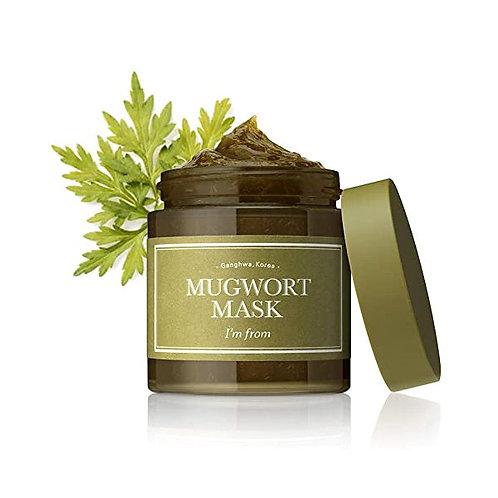 I'm From Маска успокаивающая с полынью Mugwort Mask 110g