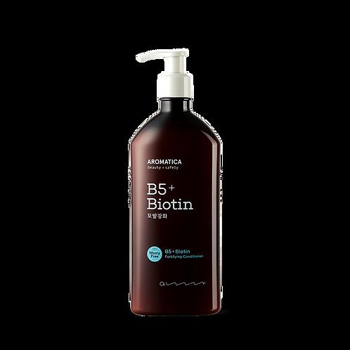 AROMATICA Укрепляющий шампунь с витамином В5 и биотином