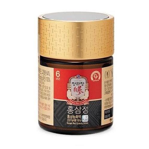 Медовая паста с экстрактом корейского красного женьшеня, 100г*1 бутылка