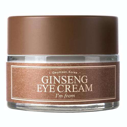 I'm From крем для глаз антивозрастной с женьшенем Ginseng Eye Cream