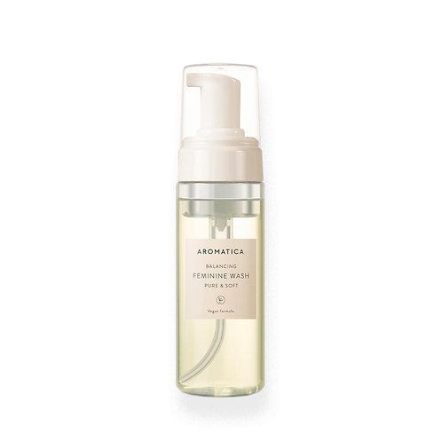 Aromatica Пенка для интимной гигиены Pure & Soft Feminine Wash