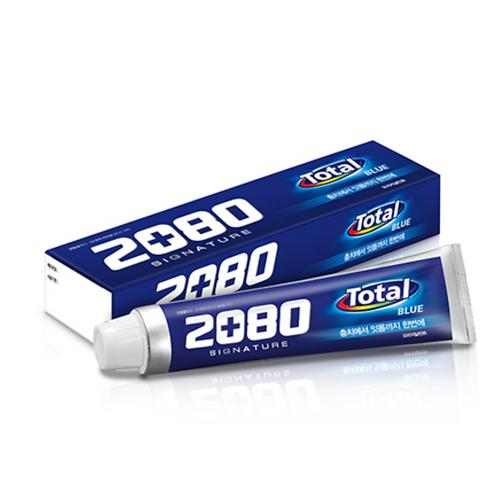 AEKYUNG  Зубная паста 2080 НАТУРАЛЬНАЯ МЯТА