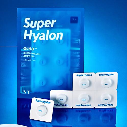 VT HYALON Сыворотка VT SUPER HYALON AMPOULE 1,5ml*6ea