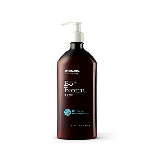 AROMATICA Укрепляющий шампунь с витамином В5 и биотином B5+Biotin Fortifying