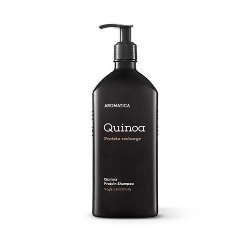 AROMATICA Шампунь c протеином Quinoa Protein Hair Shampoo (400 МЛ)