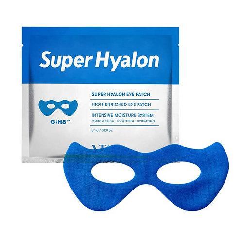 VT Cosmetics Увлажняющие гидрогелевые патчи для кожи вокруг глаз Super Hyalon Ey