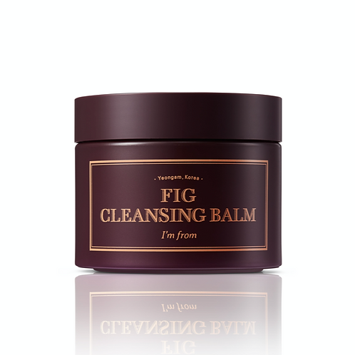 I'm From Очищающий бальзам Fig Cleansing Balm
