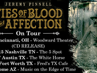 'Ties of Blood and Affection' OUT today!