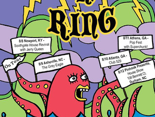 R. Ring is ON TOUR NOW in support of their full length release, 'Ignite the Rest'.