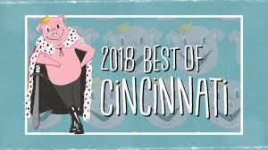 We made Cincinnati CityBeat's  Best of 2018!
