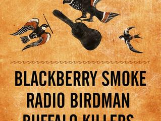 Buffalo Killers are playing Azkena Rock Festival in Spain!