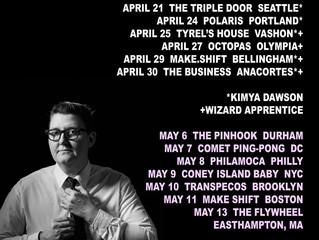 Your Heart Breaks announce TOUR dates.