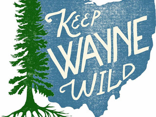 Keep Wayne Wild is our SofaGives recipient for July. Check them out.