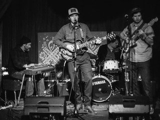 Andrew Hibbard upcoming self-titled release gets a full premiere via American Songwriter!