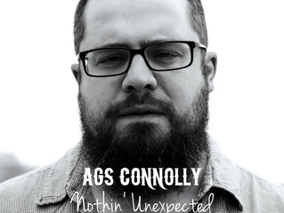 We are proudly distributing this fine album by our friend, Ags Connolly. Physical US release on the