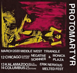 Kelley Deal will be joining Protomartyr as touring member for upcoming shows!
