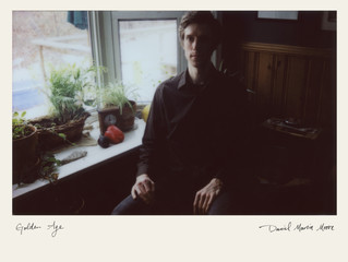 """Daniel Martin Moore's beautiful new track """"On Our Way Home"""" from his Jim James produce"""