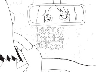 The R. Ring Coloring Contest is underway!