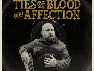 'Ties of Blood and Affection' has jumped 34 spots on the Americana Music Association charts