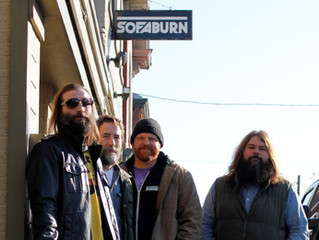 Innocent Words LABEL ISSUE: SofaBurn Records From The Basement To The Warehouse. Awesome interview w