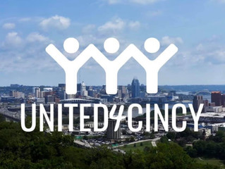 Tune in on May 1 at 7pm EST to show your support for #United4Cincy, a community telethon to benefit