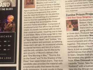 """Stellar review of Daniel Martin Moore's """"Old Stepstone Vol II"""" from Relix."""
