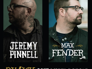 Jeremy Pinnell and Max Fender heading out on their OH/KY Euro Tour.