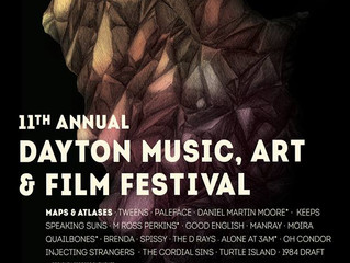 SofaBurn will have a showcase stage at this year's Dayton Music Art & Film Festival.