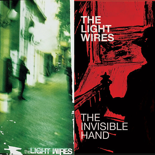 The Light Wires 'S/T' & 'The Invisible Hand' VINYL