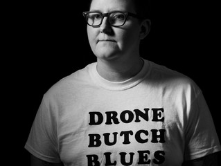 """""""Our Forbidden Country"""" the first single from Your Heart Breaks' 'Drone Butch Blue"""