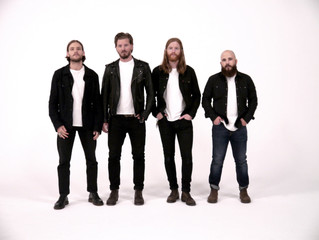ERB HOSTS UK VIDEO PREMIERE FOR BLACK RIVER DELTA'S NEW SINGLE 'BURNING AND BURNING'!
