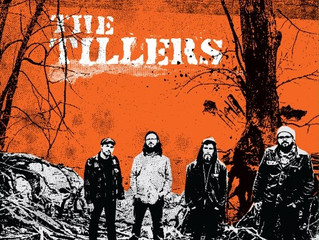 PRE-ORDER The Tillers NEW album on ORANGE VINYL.
