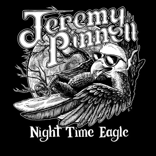 """Jeremy Pinnell Limited Edition 7"""" Preorder"""