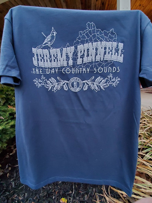 "Jeremy Pinnell ""The Way Country Sounds"" T Shirt"