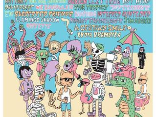 Brooklyn Vegan announces Athens Pop Fest Lineup including Ampline!