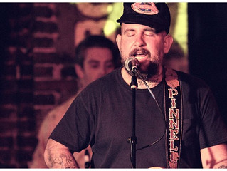 Rolling Stone Country mentions Jeremy Pinnell among Nashville highlight performances this past weeke