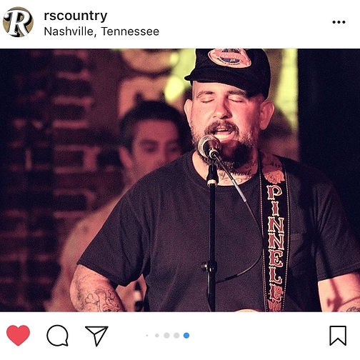 Rolling Stone Country mentions Jeremy Pinnell among