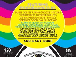 R. Ring and Buffalo Killers @ Dayton Music Festival Sept 18-19!